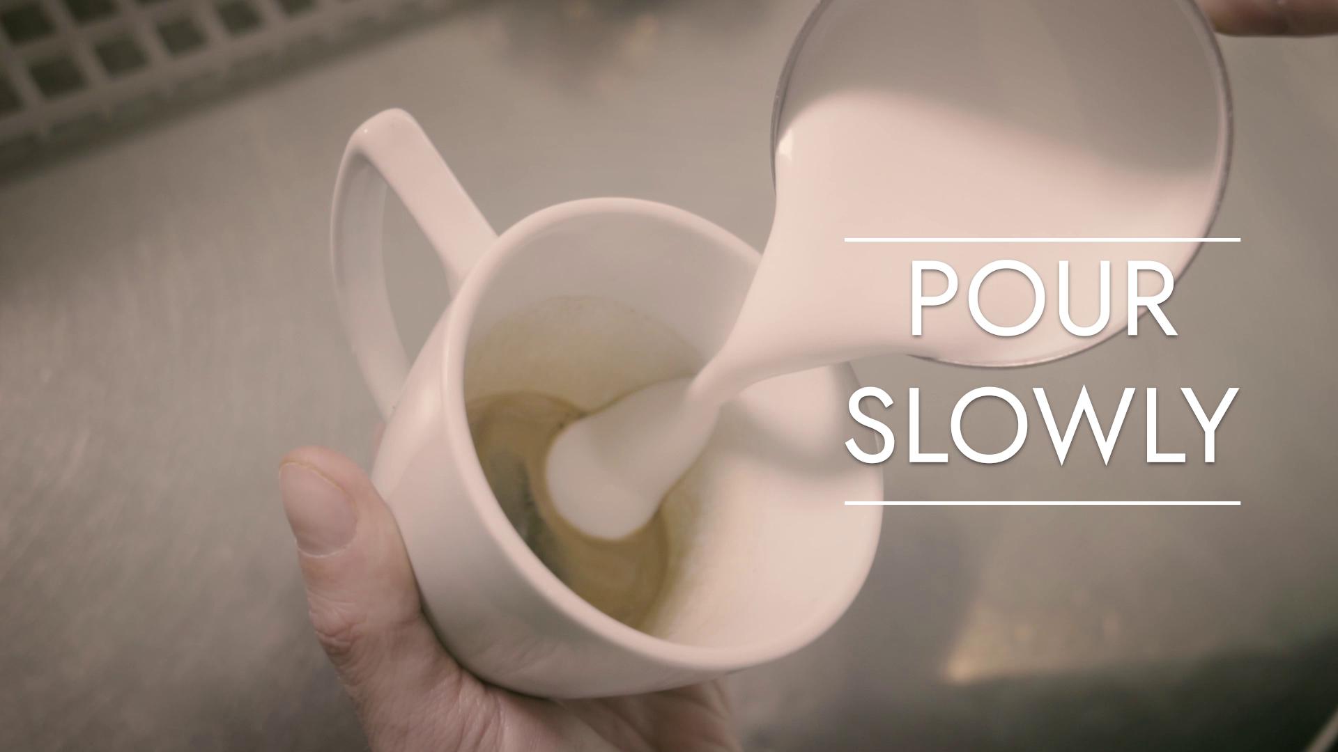 MASTER OF CAPPUCCINO: preparare un cappuccino a regola d'arte
